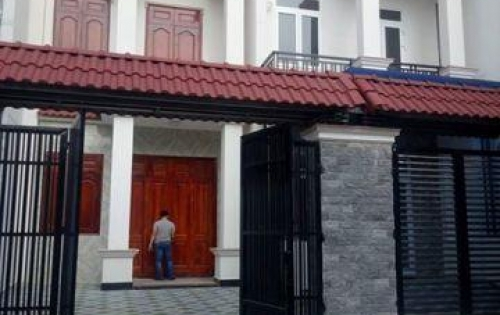 Nhà 1 Trệt 1 Lầu KDC Phú Hòa  Bán Gấp