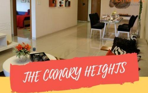 Căn hộ 1 tầng chỉ 4 căn The Canary Heights
