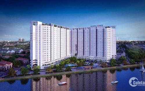 Căn hộ chung cư Marina Tower view đẹp tại Bình Dương
