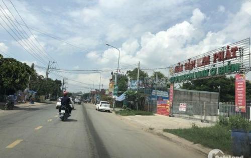 Bán đất mặt đường Lê Thị Trung ngay trung tâm thương mại rất sầm uất