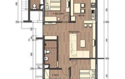 Chính chủ bán nhanh căn hộ phòng 204 chung cư CT6 khu ĐT Mỹ Đình Sông Đà Sudico Phạm Hùng