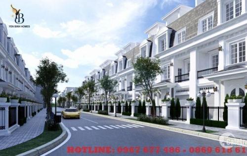 Yên Bình Homes, dự án biệt thự tại thành phố Vinh với tiện ích phong phú