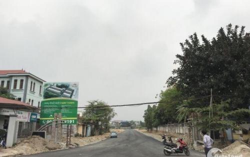 Bán gấp liền kề 108m dự án Fairy Town đường phạm văn đồng,TP Vĩnh Yên,đã có sổ đỏ. 0972397793
