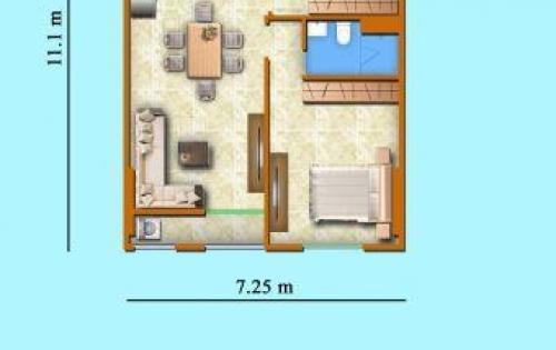 Chủ nhà cần bán căn hộ 80.5 m2, CC Sơn Thịnh 2, ban công trực diện Bãi Sau và hồ Bàu Sen cực đẹp