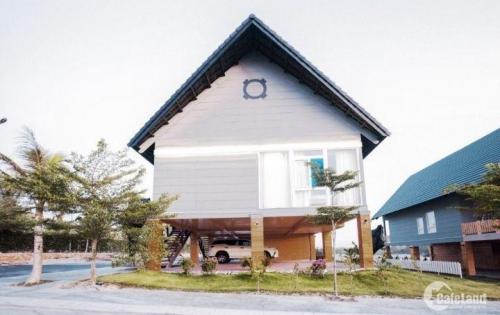 Villa suối nước nóng Bình Châu 300m2 - giá 3 tỷ 8 -  tặng full gói nội thất cao cấp