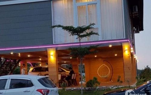 Biệt thự nghỉ dưỡng Bình Châu Green Garden Villa
