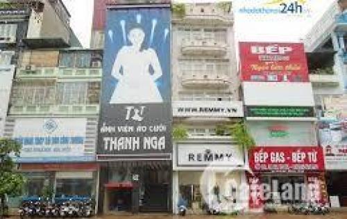Cho thuê nhà mặt phố Kim Mã Thượng, S=86m2, 7T, MT4m. Giá 70tr/th. LH 01629084485