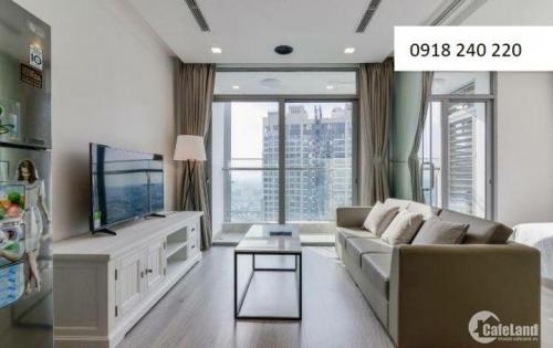 Căn hộ 1PN nội thất cao cấp tường kính sang trọng bậc nhất khu Vinhomes Central Park