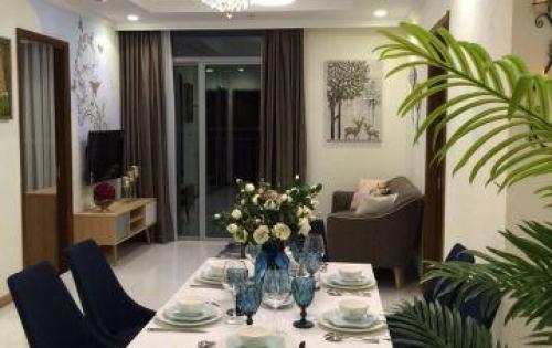 Cho thuê căn hộ Vinhomes 3PN tầng trung, giá bao tốt 19,5triệu/tháng LH:0909800965