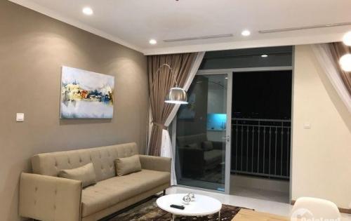 Cho thuê căn hộ Vinhomes 1PN chỉ 13,5tr/tháng view sông LH: 0909800965