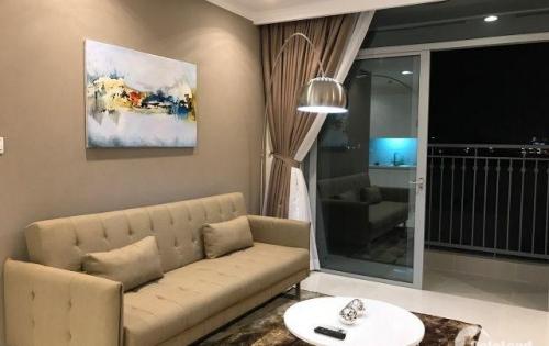 Căn hộ Vinhomes 1PN mới decor lại full nội thất cao cấp, cho thuê 15tr/tháng LH:0909800965