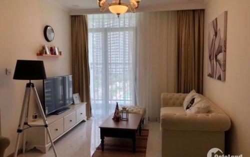 Cho thuê căn hộ chung cư 1PN, full nội thất DT 50m2 Vinhomes Central Park