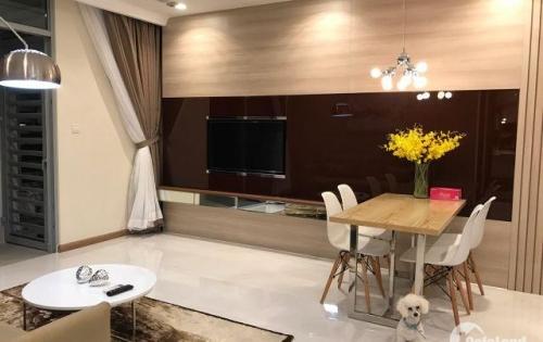 Cho thuê căn hộ Vinhomes 1PN full nội thất cao cấp mới decor lại, 15tr/tháng LH:0909800965