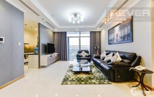 Cho thuê căn hộ Vinhomes tầng trung 4PN giá 36triệu/tháng view sông SG LH:0909800965