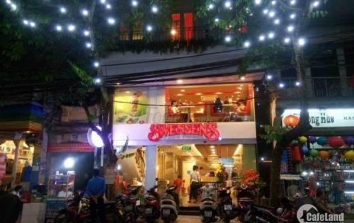 Cho thuê nhà mặt phố Nguyễn Khánh Toàn 80m2, 3 tầng, MT 6m, giá 80tr/tháng