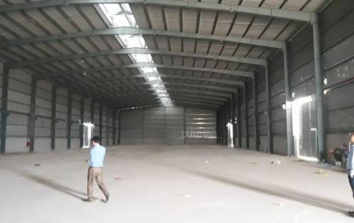Cho thuê nhà xưởng Hà Nội, Đông Anh khu CN Nguyên Khê 1505m2 mới đẹp