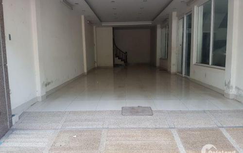 Cho thuê nhà mặt phố Tăng Bạt Hổ, MT 5m, DT 90m2 x 5T