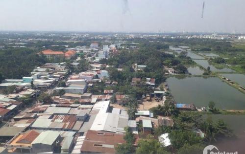 Cho thuê căn hộ Hưng Phát 2PN 2WC mặt tiền đường Lê Văn Lương giá 10tr/tháng