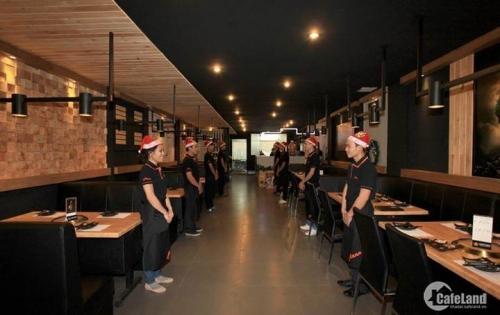 Cần cho thuê nhà hàng kinh doanh lẩu nướng 4 tầng tại Ngọc Lâm, Long Biên. LH 01648861819