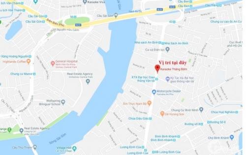 Cần cho thuê nhà mặt phố Trần Não, quận 2, HCM . Vị trí đẹp tiện làm văn phòng, kinh doanh