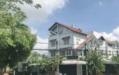Biệt Thự Góc 2 Mặt Tiền Nguyễn Duy Trinh Ngay Lake View City Quận 2