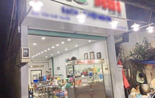 Cho thuê nhà mặt tiền đường Tôn Thất Thuyết phường 3 quận 4