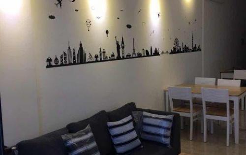 Cho thuê căn hộ Luxcity đầy đủ nội thất