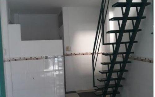 Cho thuê nhà 1 lầu mới đẹp vào ở liền HXH 116 Huỳnh Tấn Phát Q7