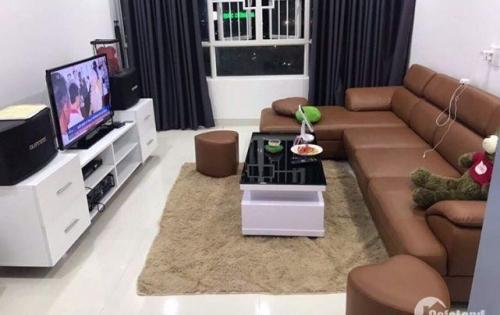 Cho thuê căn hộ Him Lam Nam Khánh Q8 2pn giá 11tr