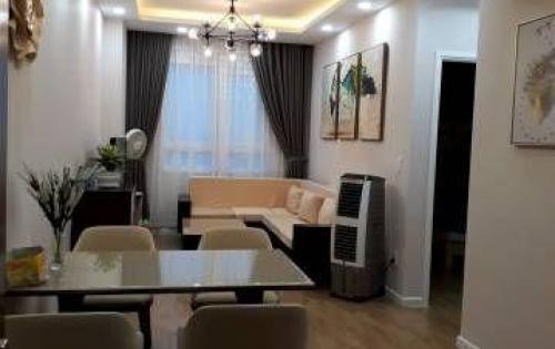 Cho thuê căn hộ chung cư Topaz city Quận 4