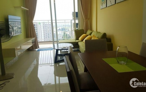 Cho thuê căn hộ 3 phòng ngủ,nội thất, khu sân bay, 98m2, giá 1000 usd/tháng