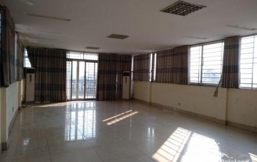 Chính chủ cho thuê 160m2 tòa văn phòng hạng B mặt phố Nguyễn XIển, Thanh Xuân, giá chỉ 24tr