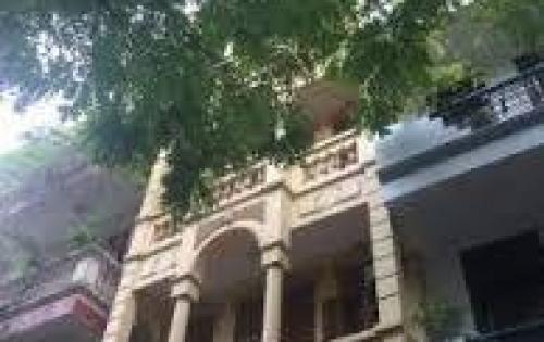 Cho thuê nhà liền kề khu phân lô ngõ 134 nguyễn Xiển dt 50m2 xây 5 tầng giá 17 tr/ tháng