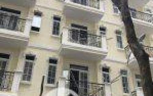 Cho thuê nhà liền kề đường Lương Thế Vinh dt 65m2,5 tầng giá 25tr/lh 0984 50719