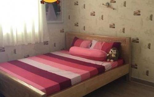 Cho thuê căn hộ Biconsi Hiệp Thành 3 loại 1PN,Dt 45m2,Full nội thất,tầng 7 giá 6 triệu/tháng