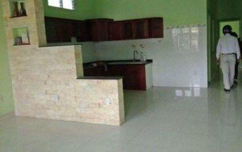 Cho thuê nhà KDC Hiệp Thành1,loại 2 phòng ngủ,có sân đậu xe hơi,Dt 100m2, Giá 6tr/tháng.