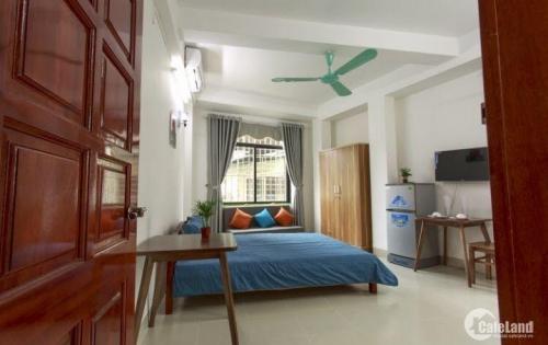 chung cư mini đầy đủ nội thất khu vực mễ trì , keangnam, the manor giá từ 5.5tr/th