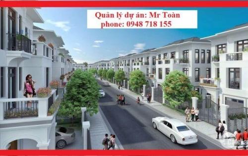 Bán đất dự án Phúc Lộc Nam Hải, Hải An, Hải Phòng giá tốt nhất thị trường 9.8tr/m2. LH 0948 718 155