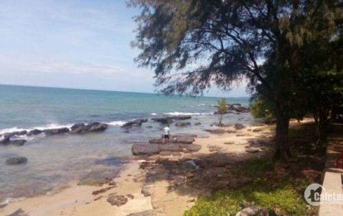 Đất mặt tiền biển quy hoạch đất ở thích hợp xây resort, khách sạn, giá tốt LH: 090.44.33.041