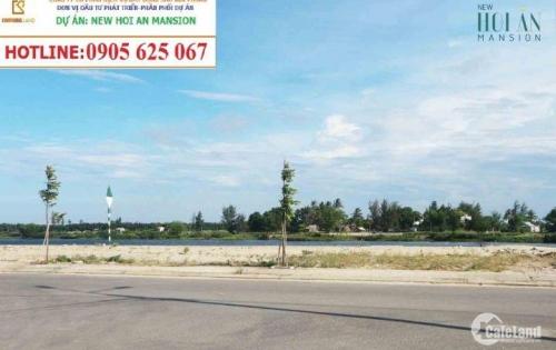 Dự án New Hội An Mansion bên bãi biển An Bàng Sông Cổ Cò TT Hội An