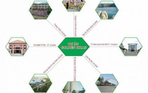 Bán đất nền Kim Dinh, TP Bà Rịa