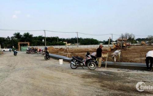 Bán lô đất gần khu du lịch núi dinh P Kim Dinh chỉ 500tr