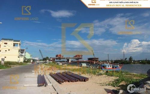 Đất biển New Hội An Mansion ngay bãi biển An Bàng Hội An-view sông Trà Quế