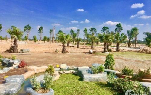 Bán đất nền Mega City Bến Cát, đất ngay trung tâm thị xã Bến Cát, Bình Dương. Liên hệ: 0937502297