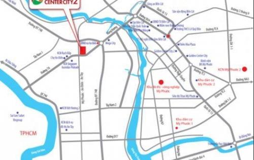 Bán đất trung tâm xã Bến Cát, ngã 4 Hùng Vương, phường An Điền, LH: 0981179718.