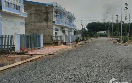 Bán đất trung tâm xã Bến Cát, mặt tiền Ngô Quyền, sổ đỏ thổ cư 100%, LH: 0981179718