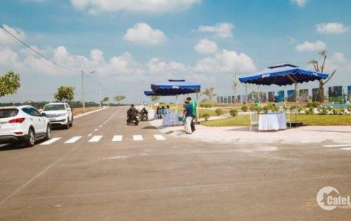Đất Nền Cửa Ngõ Phía Tây Sài Gòn 10,7 triệu/m2 Mặt Tiền Đường Vành Đai 4, KCN Phú An Thạnh