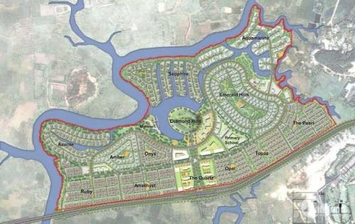 Bán Đất Đầu tư Giá gốc ở trong khu đô thị long Hưng Biên Hòa