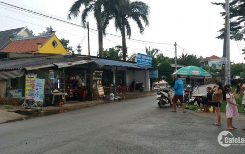 Bán đất Tam Phước gần trạm thu phí, ngay khu đông dân cư