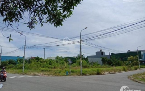 Bán nhanh lô đất B7- 387 đối diện Bộ Công An phía Nam cầu Cẩm Lệ . Chỉ 100tr/m2